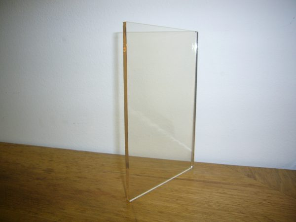 Skaidrus stiklas - durelėms