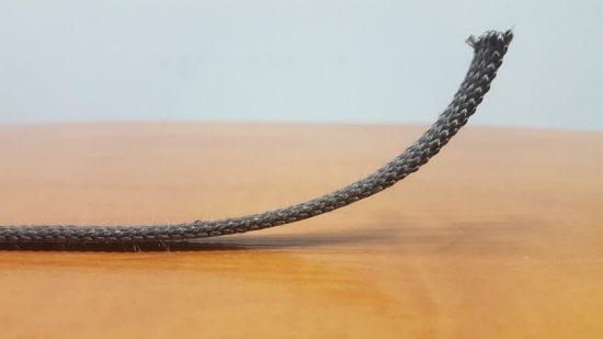 Lipnus šniūras stiklui ir durelėms židinio 3mm plotis